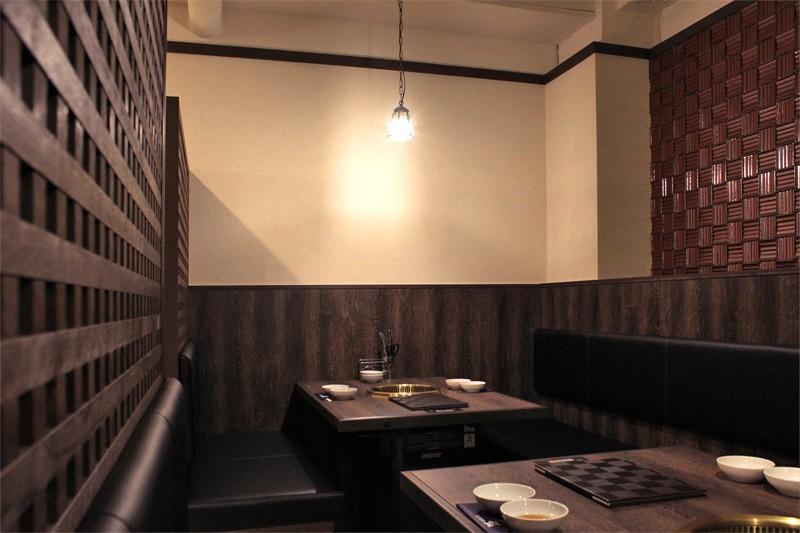 京都 個室 肉